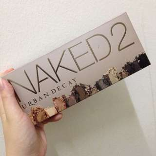 Authentic NAKED 2 Palette