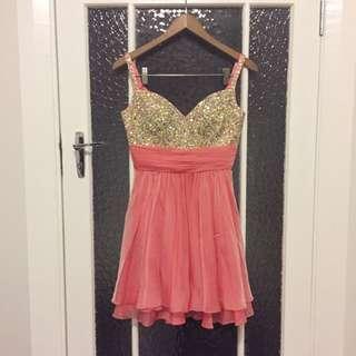 La Femme Formal Dress