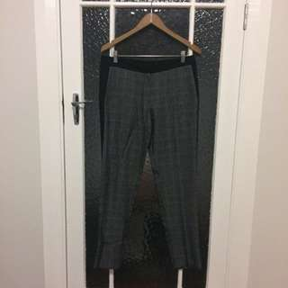 Warehouse Check Tipped Trouser