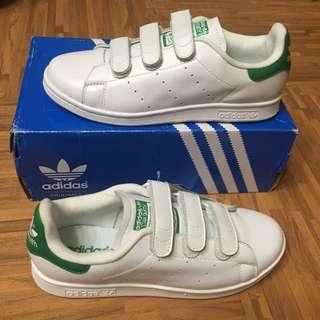 Adidas Stan Smith 史密斯/綠尾