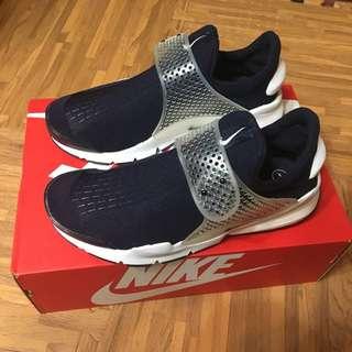 Nike Sock Dart 白藍