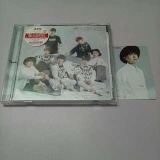 BTS FOR YOU NORMAL EDITION (UNSEALED)