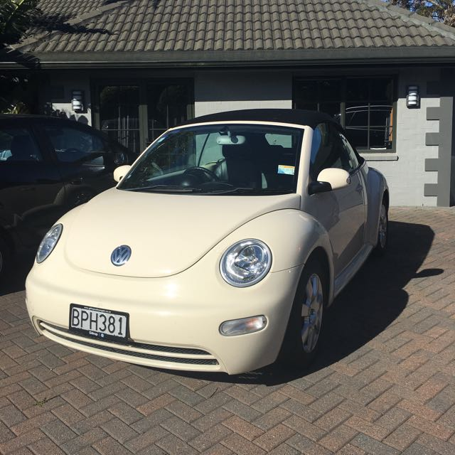 2003 VW Beetle