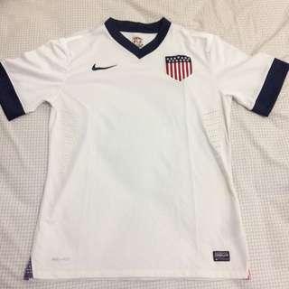 Jersey USA Soccer Team