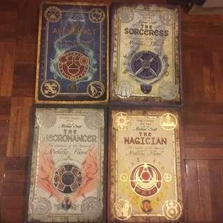 The Alchemyst Series - Michael Scott
