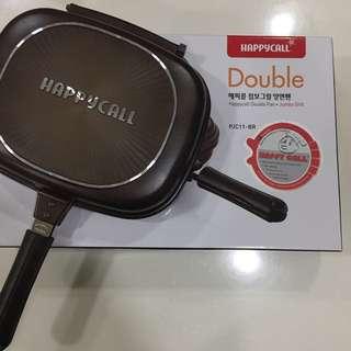 HAPPYCALL Double Pan • Jumbo Grill