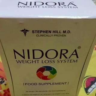Nidora Weight LOSS System