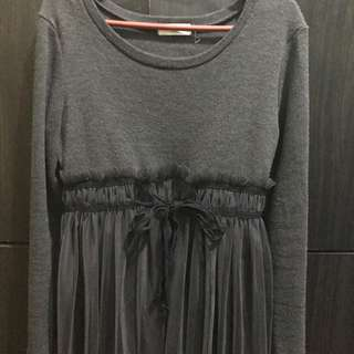 Tootoo Gray Blouse