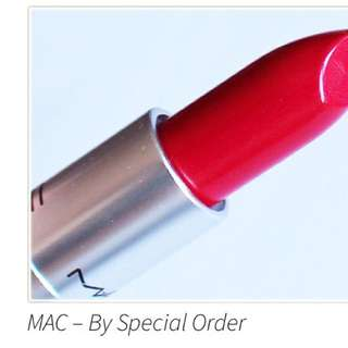 MAC By Special Order Limited Edition
