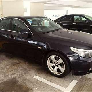 BMW 525i Body For Sale