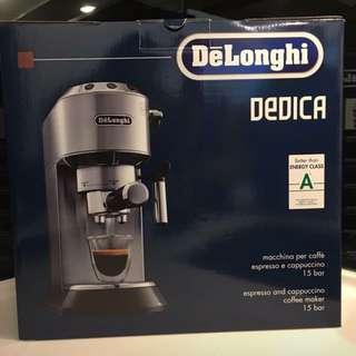 全新Delonghi Coffee Machine