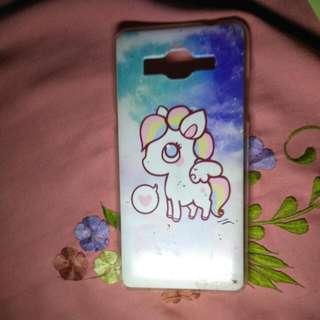Samsung Grand Prime Hardcase Unicorn