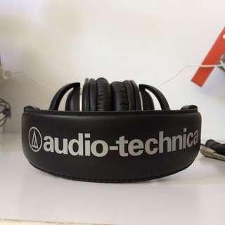 audio-technica鐵三角專業型高傳真立體耳機ATH-PRO5MK2