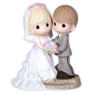 Precious Moment Figurine (#103020 - Two Lives, One Love)