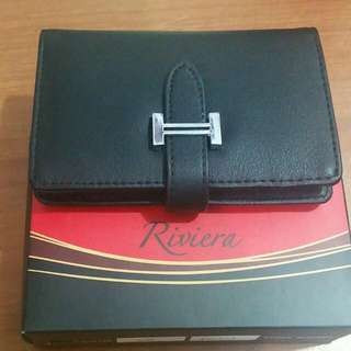 Riviera Leather Wallet