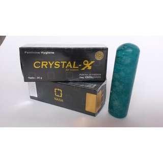 Crystal X Nasa 100% Original