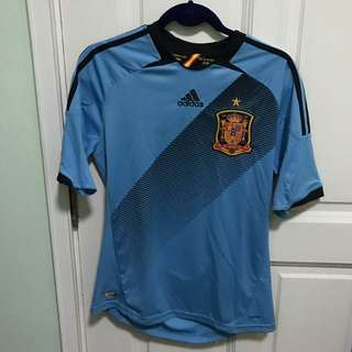 Authentic Spain Jersey