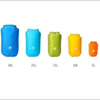 Karrimor Drybag 5L Orangr