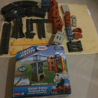 1 Set Track master Thomas & Friend