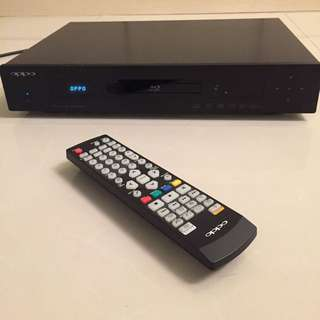 Oppo Blu-ray Disc player BDP-93