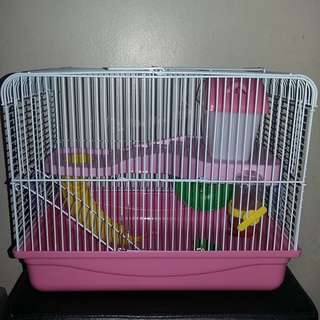 2nd Hand Hamster Cage