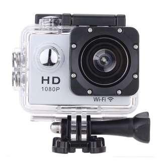 "W8 Ultra HD 2"" Wifi Sports Action Camera"