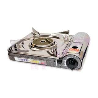 (超低價)妙管家 紅外線防風瓦斯爐  不鏽鋼爐架 單口爐  攜帶型 X888S