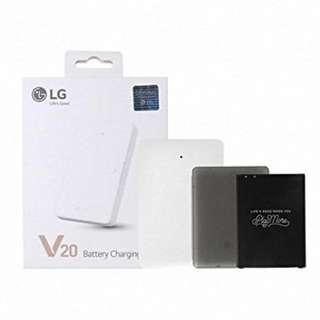 Brand New Sealed 3 In 1 LG V20 Battery Charging Kit