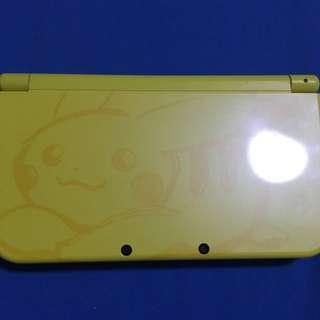 Pikachu New 3ds XL