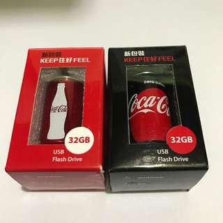 可口可樂USB 32GB