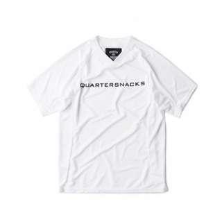 Quartersnacks Institute Soccer Jersey NWOT