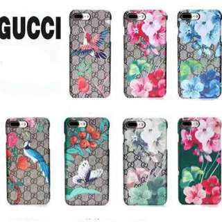 PO Gucci Inspired Phone Casing For iPhone 6, 6 Plus, iPhone 7, 7 Plus