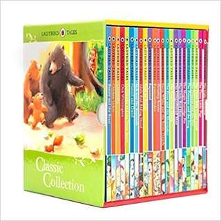 Ladybird Tales 23 Books Collection Box Set Pack