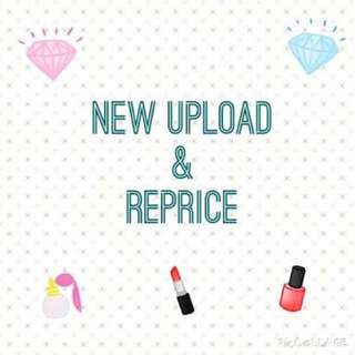 New Upload & Reprice Guys!!! (TRUSTED SELLER)