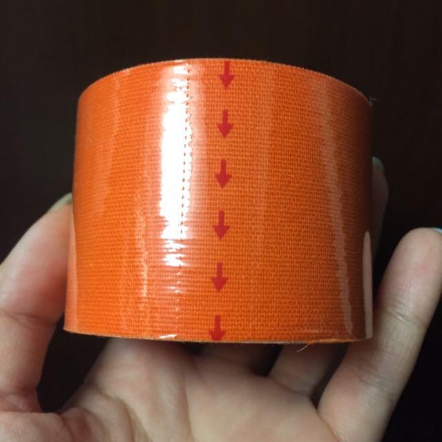 全新 運動膠布 Kinesiology tape, Tape帶 排球藍球足球肌肉#marchsale
