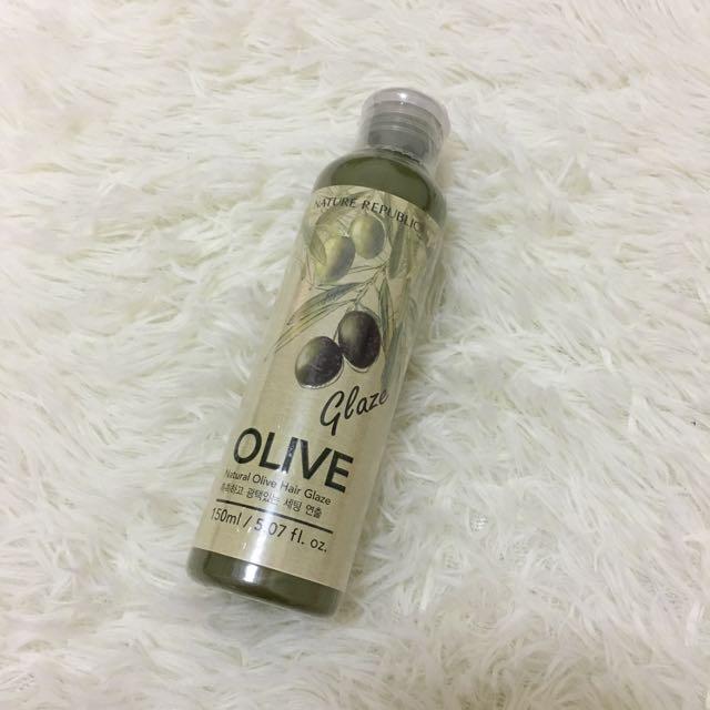 韓國 MATURE REPUBLIC 橄欖護髮露