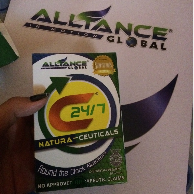 Alliance in Motion C 24/7 Natura-Ceutical