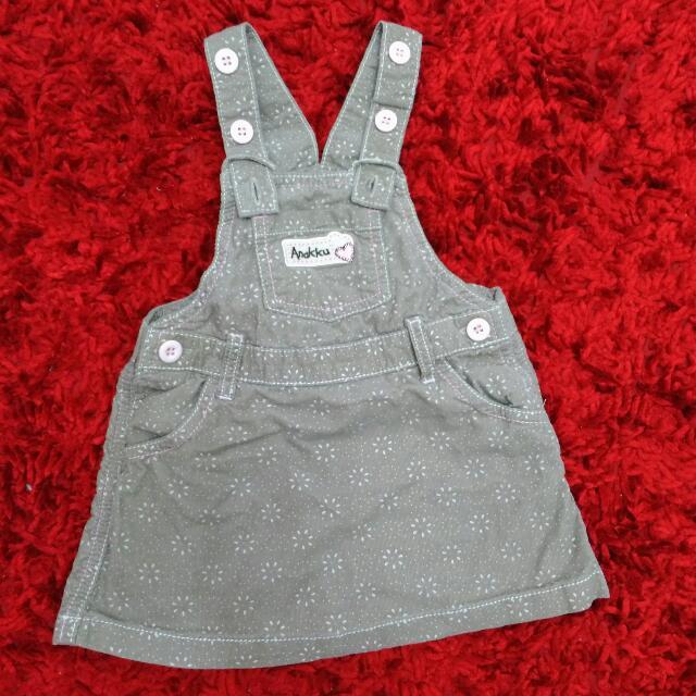 ANAKKU Overall Dress