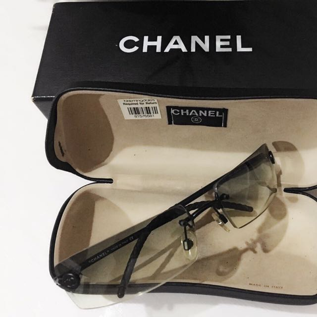 Authentic Pre Loved Sunglass Chanel