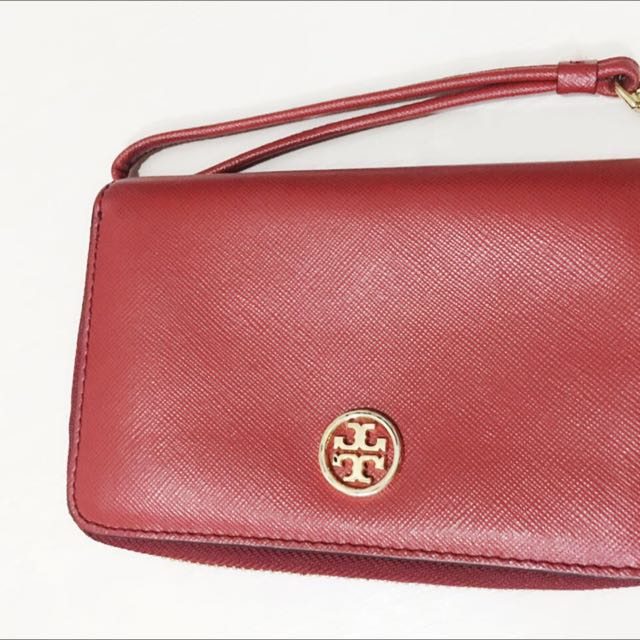 Authentic Preloved Tory Burch Wallet