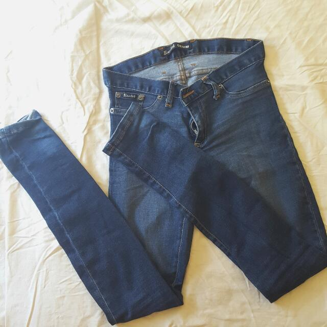 Bardot Dark Denim Jeans