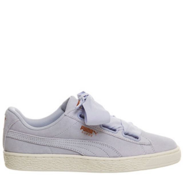 outlet store cba56 65411 bn authentic puma suede heart purple exclusive 1489049240 56913bd8.jpg