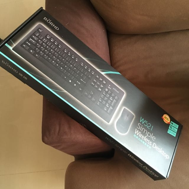 BORND Wireless Keyboard