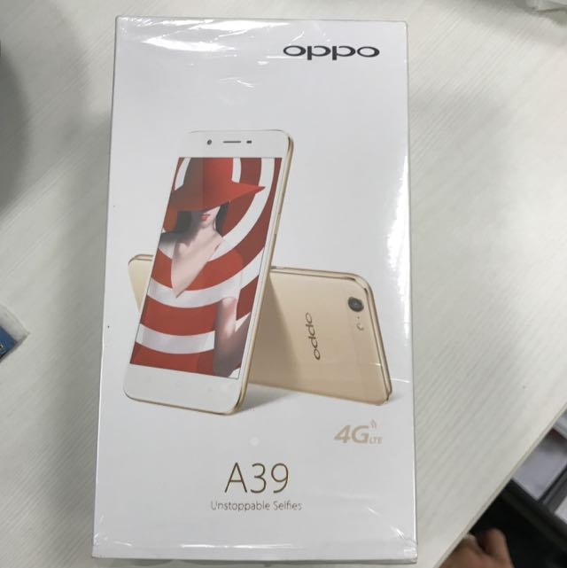 Box + Complete Set Oppo Mobile phone A39