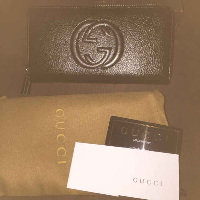 Brand New High Grade Gucci Wallet