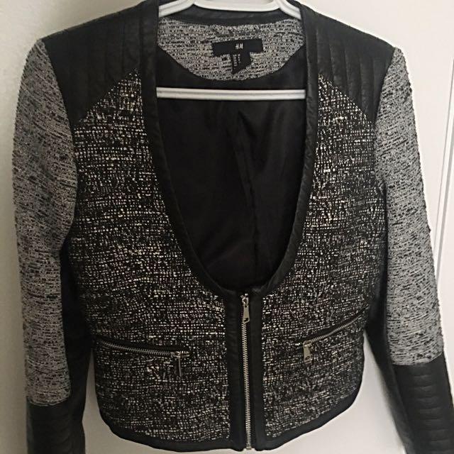 Brand New H&M Dress Jacket