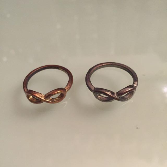 Brandy Melville Nuckle Rings