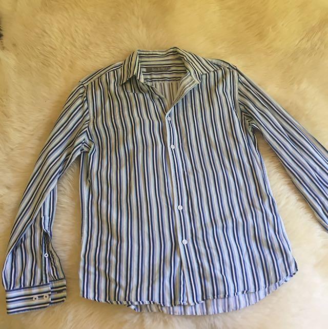 Brooksfield Men's Work Shirt