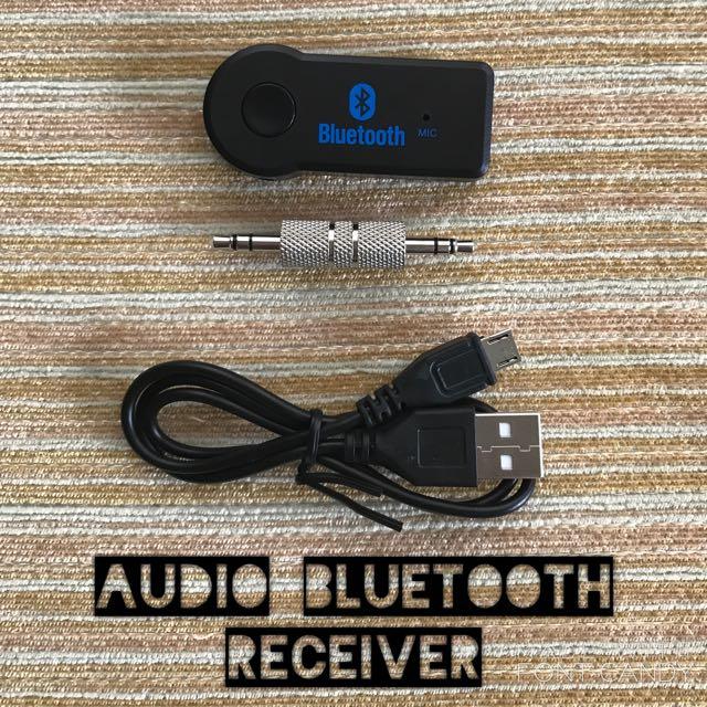 Car Audio Bluetooth Receiver