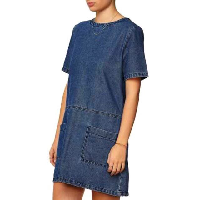 Cotton On Denim Dress